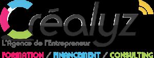 Crealyz - L'agence de l'entrepreneur Logo