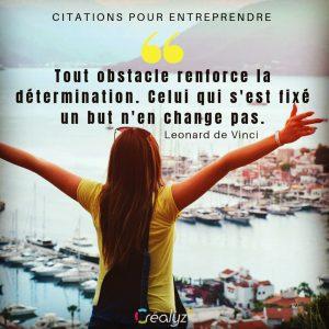 citation motivation créalyz
