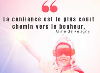 citation confiance