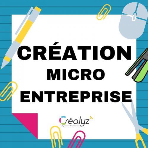 création auto entrepreneur en ligne