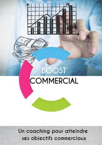 Boost commercial développer votre chiffre d'affaires